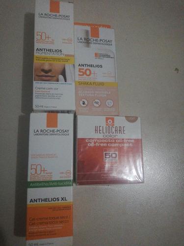 protector solar anthelios fps50 diferentes presentaciones