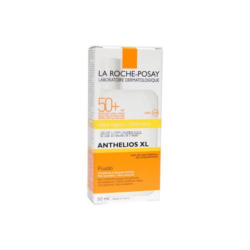 protector solar anthelios ultra fluido spf50 x 50ml