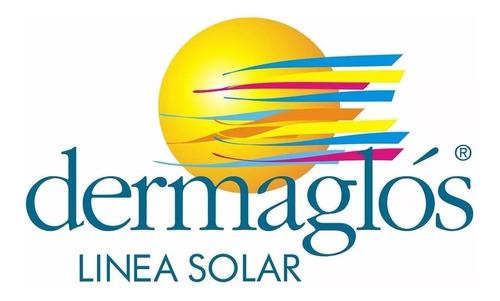 protector solar dermaglos fps80 crema 90g