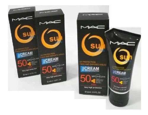 protector solar mac spf100, loreal spf 50 mac spf50, lriage