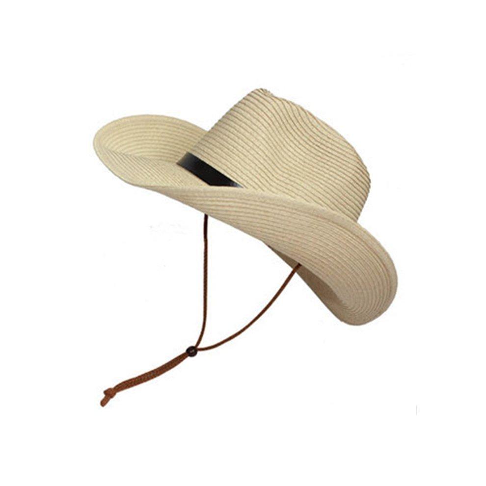 25bf2472 Protector Solar Occidental Vaquero Sombrero Al Aire Libre Qu ...