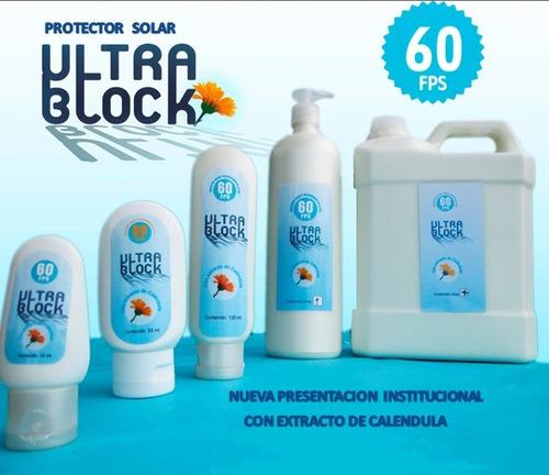 protector solar para empleados, todo tipo de piel, litros.