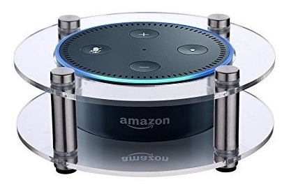 protector soporte para all-new echo dot alexa