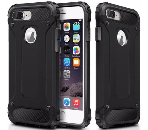 protector spigen tough armor tech +vidrio iphone 7 6s 6 plus