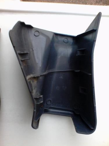protector tapa base tornillo asiento prado toyota original