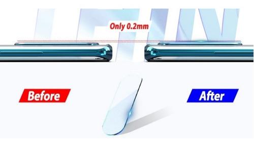 protector templado cubre lente camara huawei p30 / p30 pro