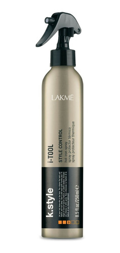 protector térmico en spray 250ml - lakmé - sally beauty