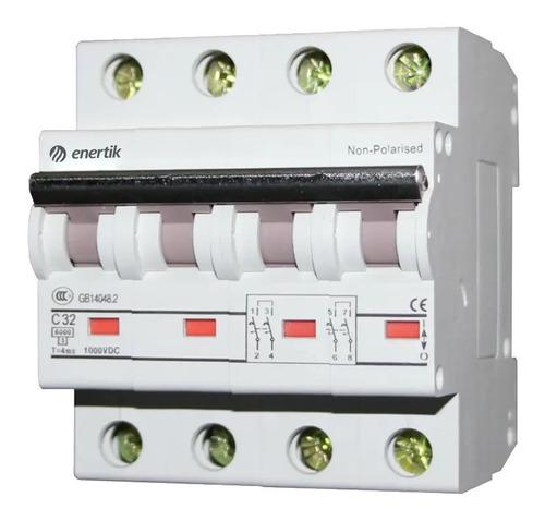 protector térmico llave 1000vdc 4p 40a - enertik