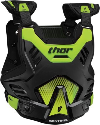 protector thor sentinel gp 2016 negro/verde md/lg