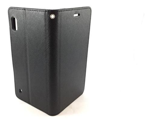 protector tipo agenda flip cover samsung a10 a20 a30 a50 a70