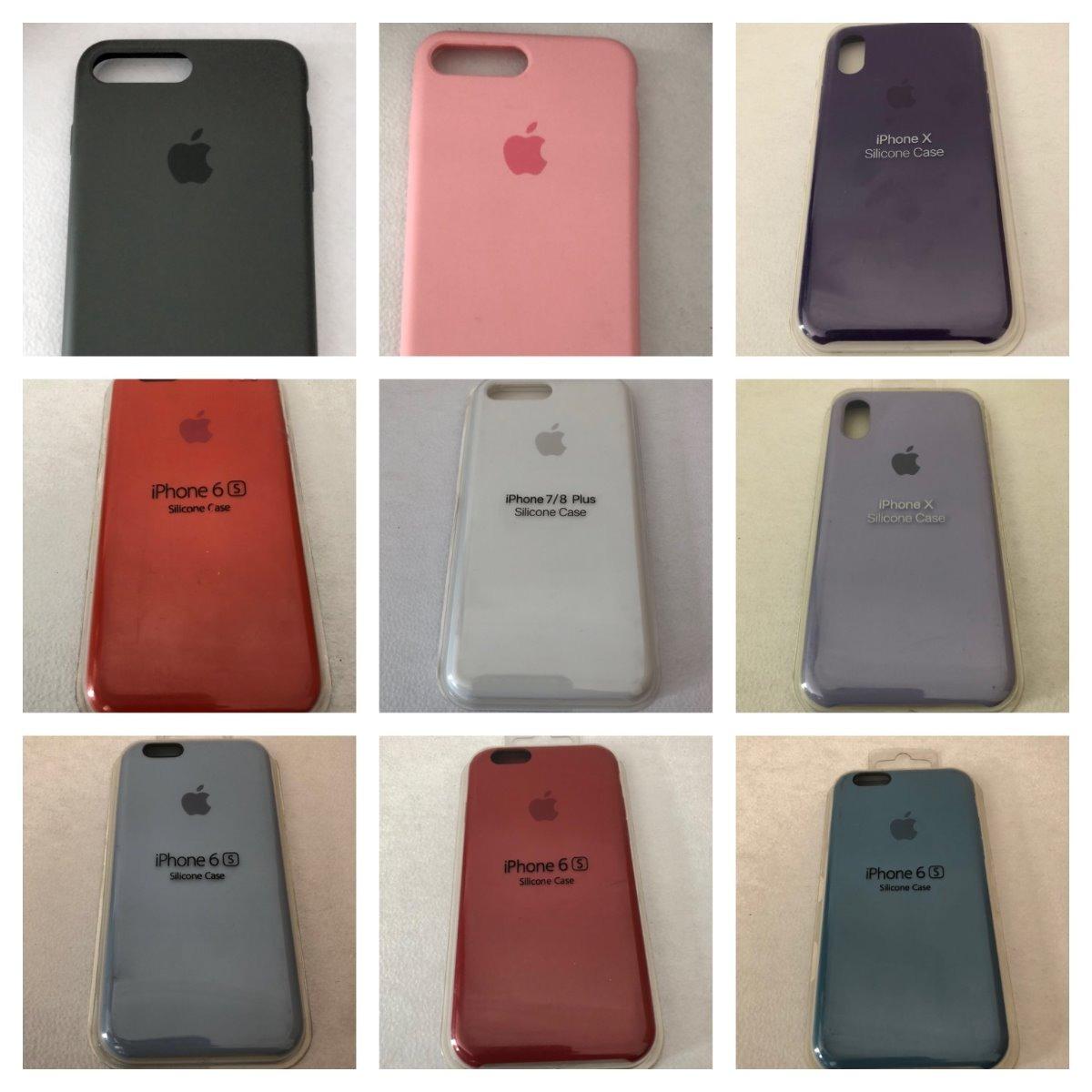 4f87e1b8ee6 Protector Tpu De Silicon iPhone X - $ 170.00 en Mercado Libre