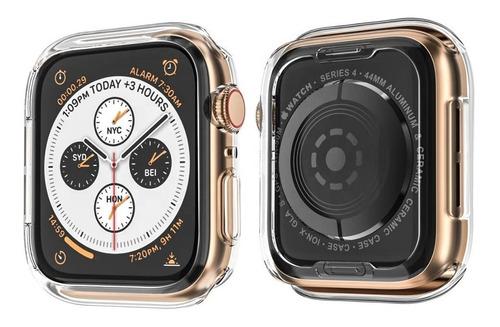 protector tpu flexible apple watch 38mm 40mm 42mm 44mmm