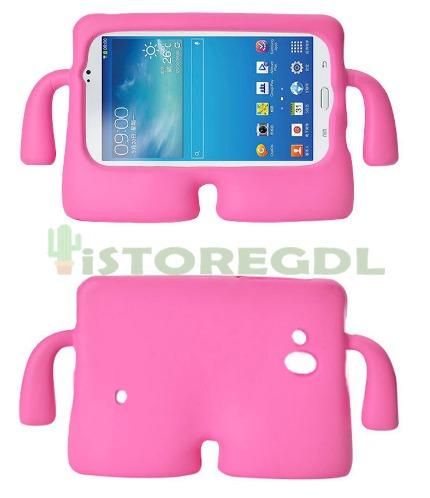 924569337aad0 Protector Uso Rudo Goma Brazitos Samsung Tab E 7 Para Niños ...