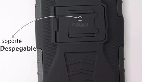 protector uso rudo holster robot lg v20/h990t + regalo
