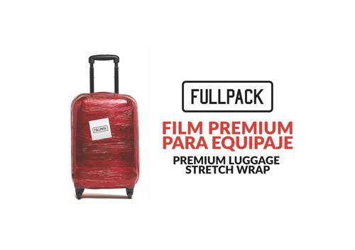 protector valijas film rinde 4 valijas 1 rollo fullpack
