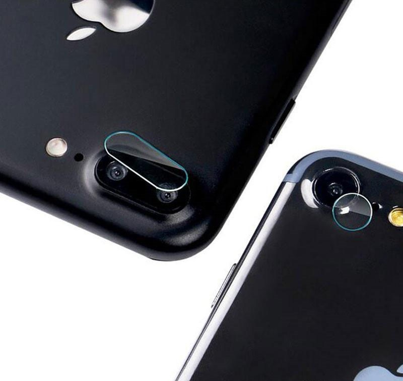 dcb3a3f4dd0 Protector Vidrio Templado Cámara 7h iPhone 8 / 8 Plus - $ 99,00 en ...