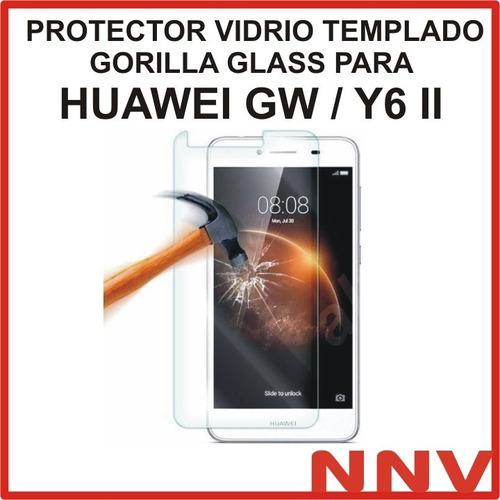 protector vidrio templado glass huawei gw y6 ii y6 2