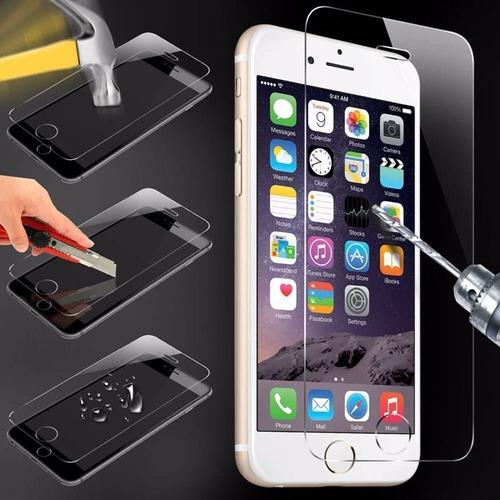protector vidrio templado iphone 4,4s,5,5s,5c,6,6s,6s+