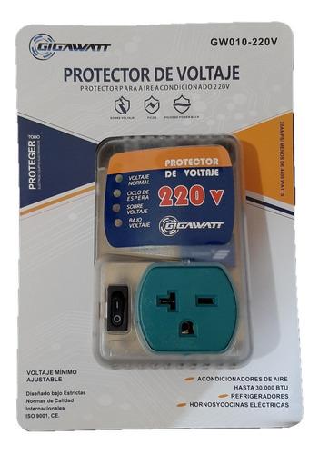 protector voltaje 220v aires / refrigeradores cocinas electr