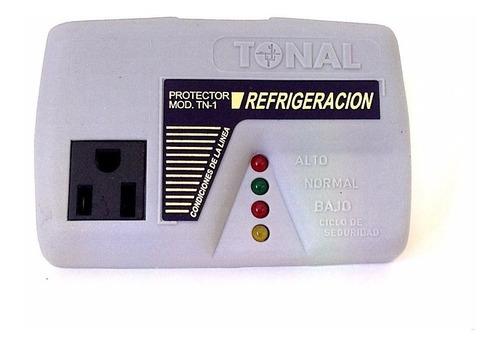 protector voltaje electrico nevera freezer aire 110v a252