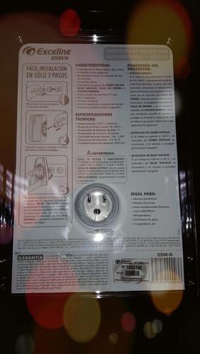 protector voltaje neveras/refrigeradores 120v. exceline