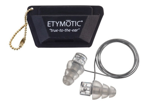 protectores auditivos etymotic er20xs standard frost earplug