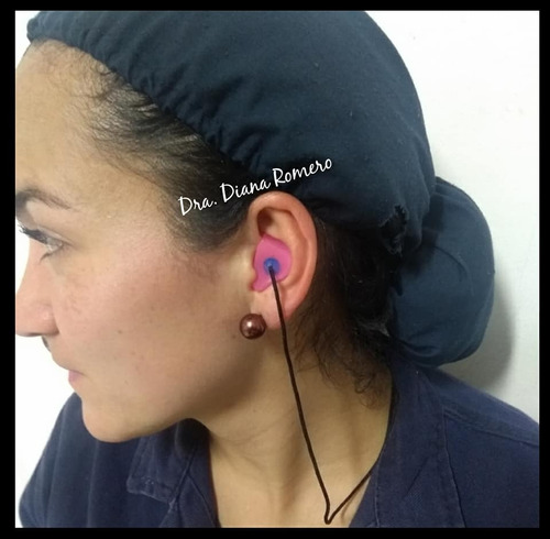 protectores auditivos vulcanizados - tipo inserción