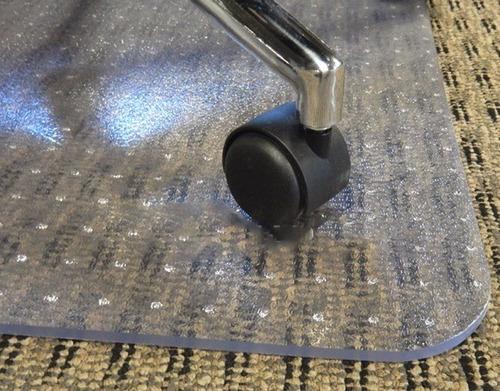 protectores de  alfombras con pinchos oficinas estudios