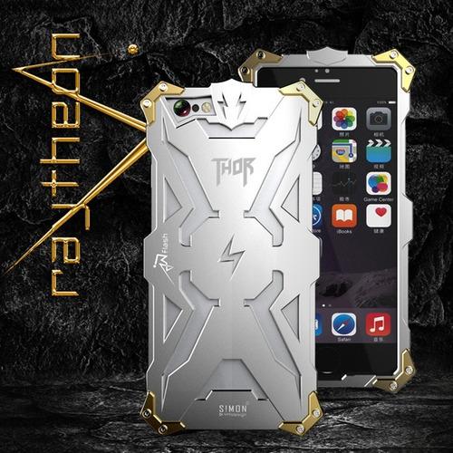 protectores de aluminio 4th design iphone 6 y 6s