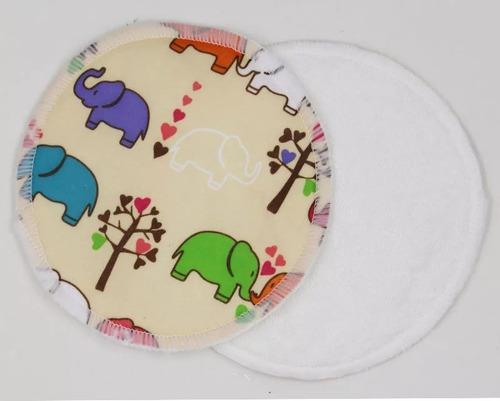 protectores de lactancia ecologicos lavables