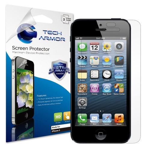 protectores de pantalla para iphone 5