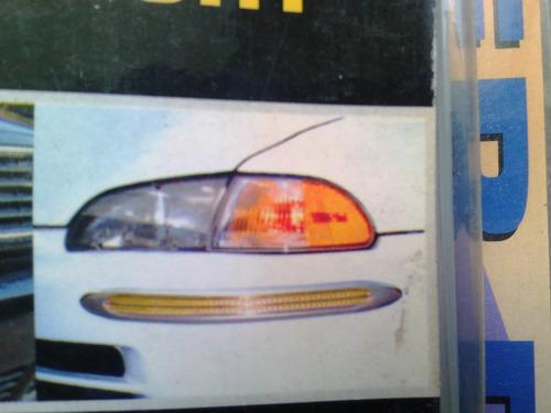 protectores de parachoques universales para carro 4 pzas