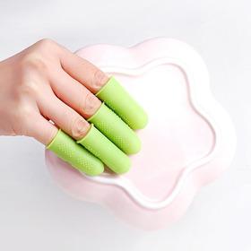 Protectores De Silicona Dedos De Las Manos Para Manualidades