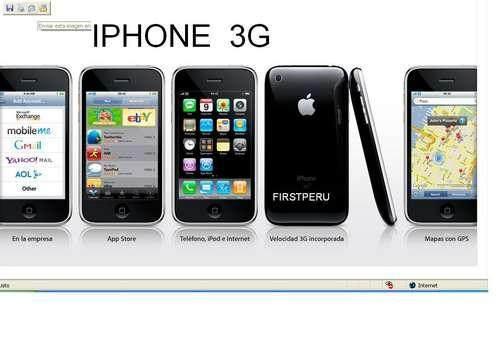 protectores de silicona para  iphone 3g