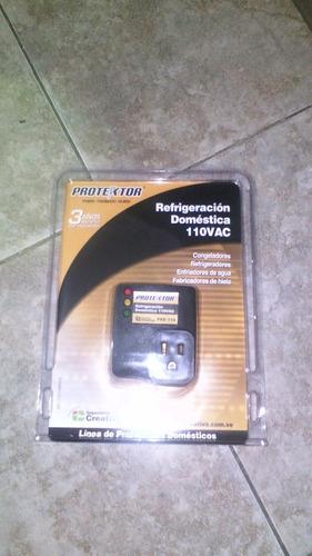 protectores de voltaje electricos para neveras  110 v