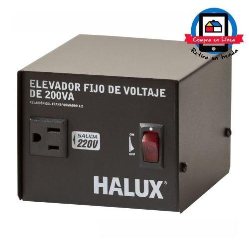 protectores de voltaje elevador fijo voltaje 200va 110v ch10