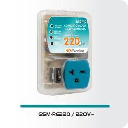 protectores de voltaje exceline 110 y 220