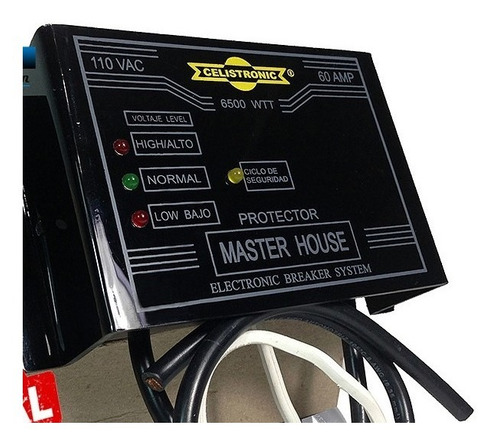 protectores de voltaje  toda la casa 110v 220v  120 amperios