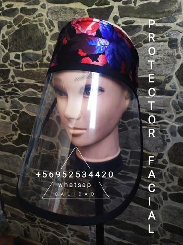 protectores faciales exclusivos