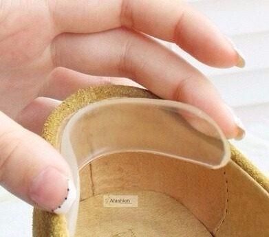 protectores metatarso gel silicona antideslizant + anillo x2