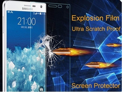 protectores pantalla antishock  buff  s6 s5  s3  mini s4