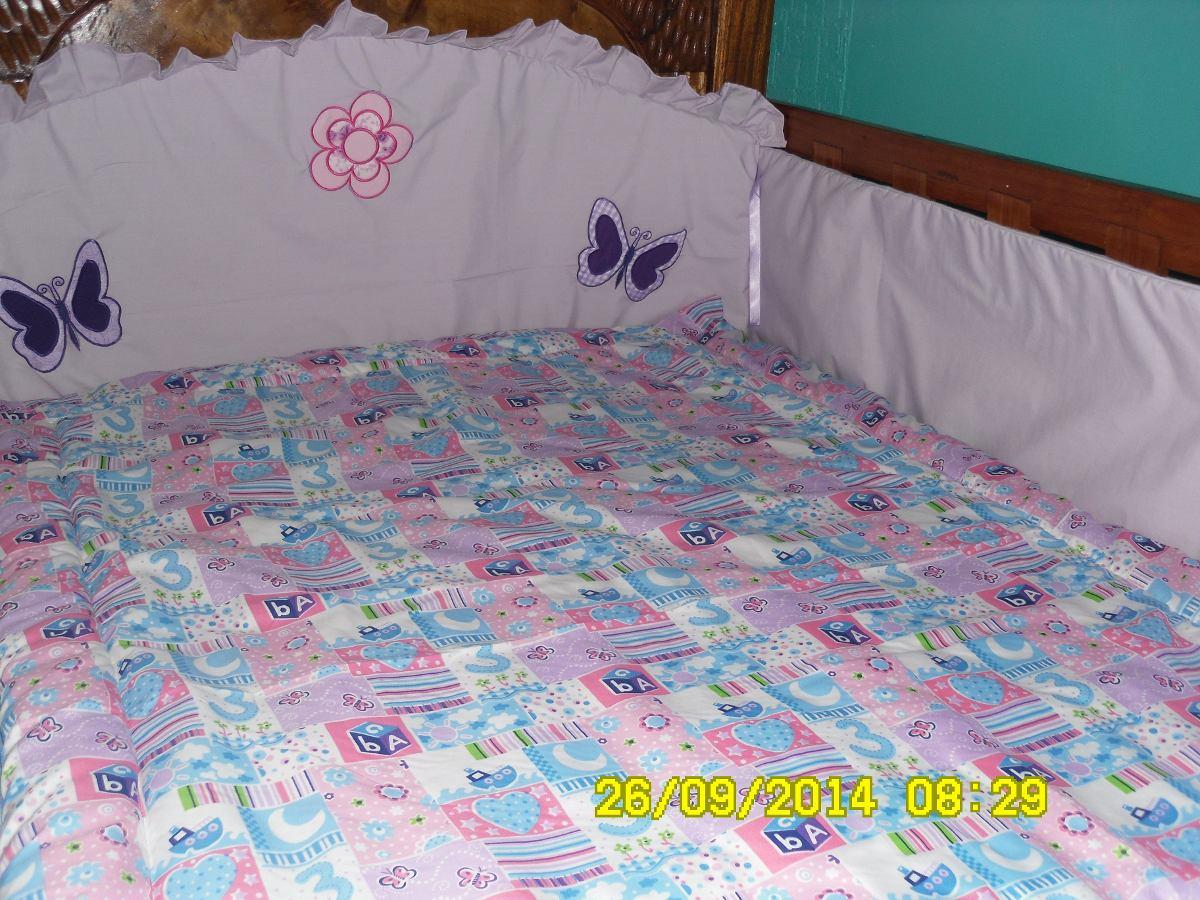 Protectores para camas y cunas bs en mercado libre - Protectores para cama cuna ...
