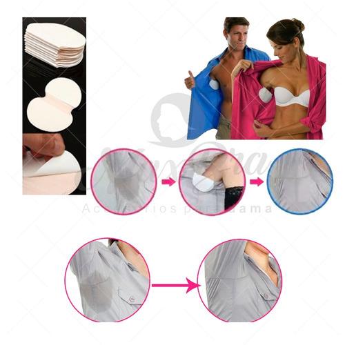 protectores sudor toallas absorbentes 20 piezas (10 pares) camisa blusa protector
