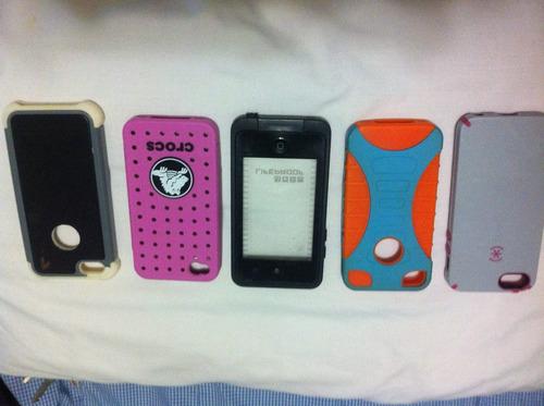 protectores telefonos iphone