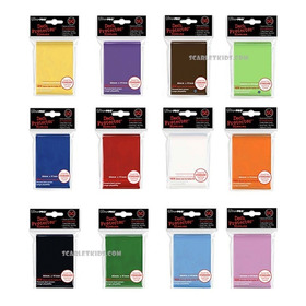 Protectores Ultra Pro X50 Unidades Standart Scarlet Kids