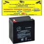 Bateria 12v 4,5ah Recargable Para Ups, Alarmas, Cercos