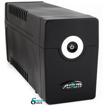 Ups Regulador De Voltaje 650va Bateria Laptop Pc 5tomas Usb