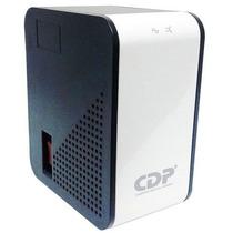 Regulador De Voltaje Cdp R2c-avr1008 Capacidad 1000va