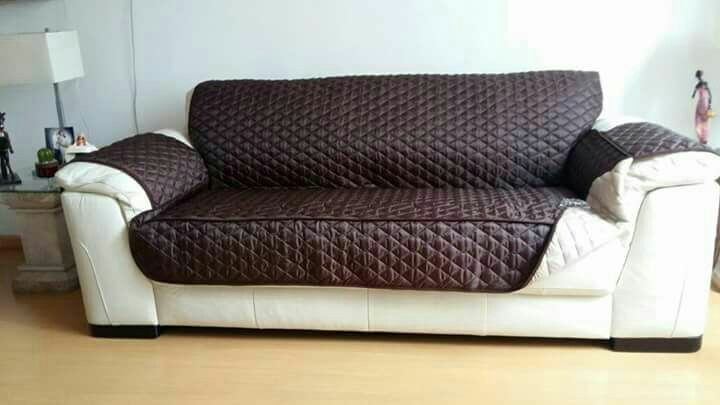 Protectorres forros sofa standar reversible lavables s for Forros para sillones