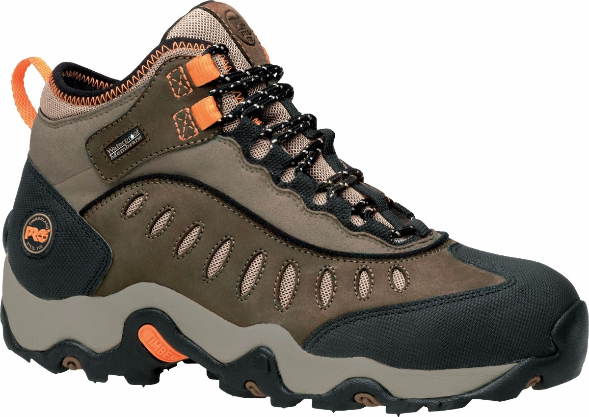 a8bae46e75e18 protégete botas botines punta de acero timberland pro steel. Cargando zoom.